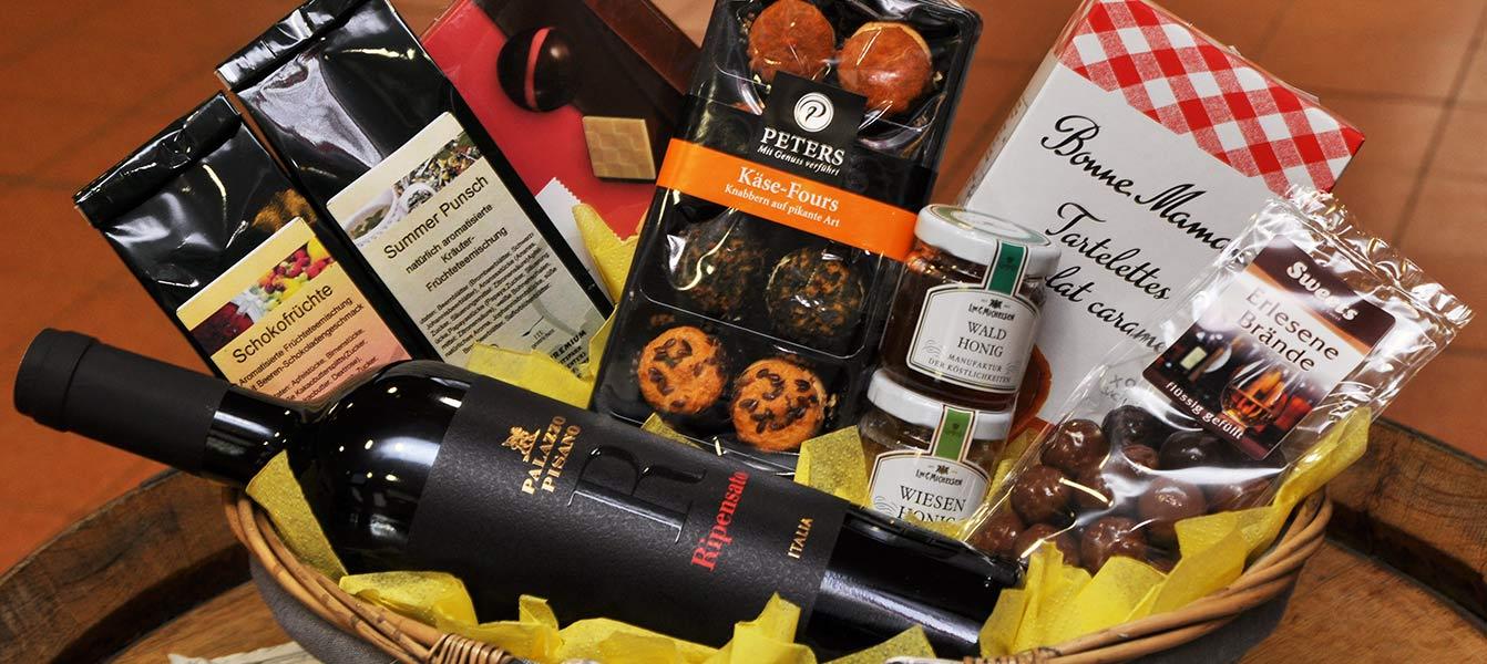 Geschenke-Prsente-Wein-Schokolade-Tee