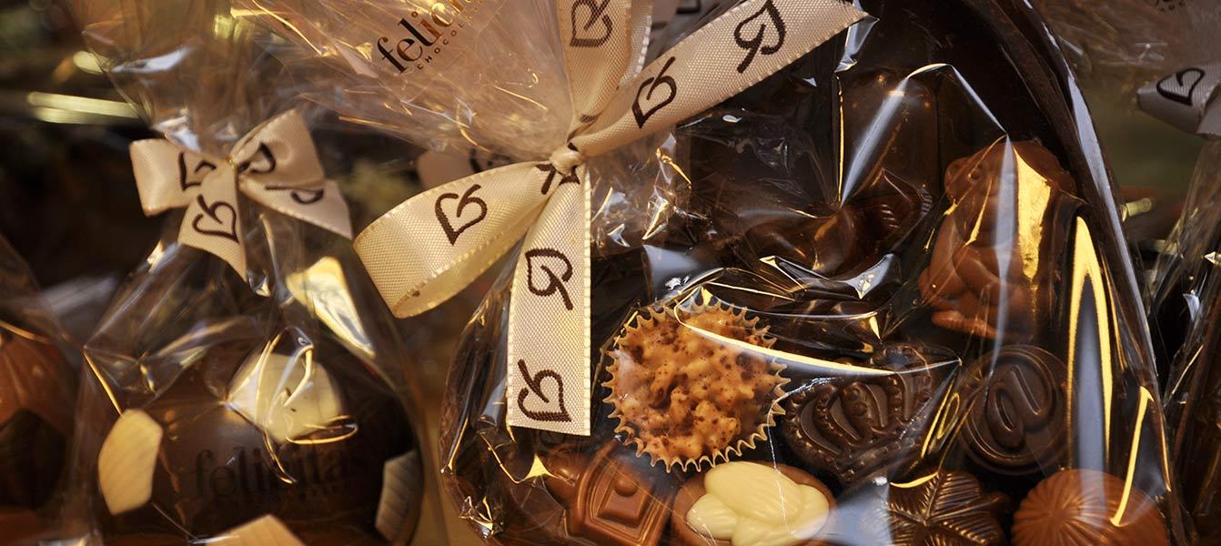 Schokolade-Trueffel